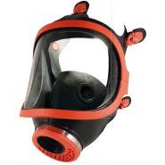 731-c - masque à gaz - climax - masque panoramique à usage général - points harnais : 5