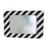 Mh69/129 miroir routier - viso - rectangulaire