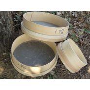Tamisbois - tamis et tamiseurs alimentaires - tamiserie - diamètres : de 10 à 90 cm