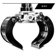 AG9050 -  Pince de tri - 378kg