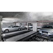 Levelparker 570 Parking automatique - Woehr - places pour 10 à 50 véhicules