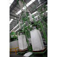 Stations de remplissage pour big bags - B+B Anlagenbau - Choix de mécanisme de vibration ou de distribution