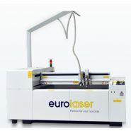 M-1200 - Marquages et découpes à laser - Eurolaser - Puissance laser :60 à 400 Watt
