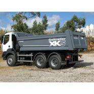 Bennes - galtrailer - pour camion 3 essieux