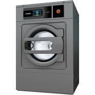 Laveuses medium essorage - Domus laundry - Carrosserie en skinplate gris - Bac à produits avec 4 compartiments