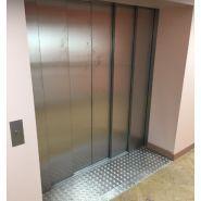 SUPER GIGAS - Ascenseur à gaine - Oleolift - Charge utile : 2500 à 6000 Kg