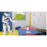 Pepper - Robot éducatif - SoftBank Robotics Europe – SAS - Renforce les compétences