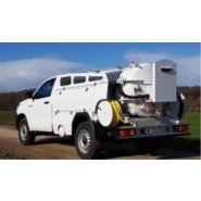 Combine 4x4 - hydrocureur  - huwer - poids total en charge : 3200 kg