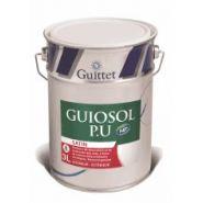 Guiosol P.U. - Peinture de sol - PPG AC-FRANCE - Rendement 5 à 7 m2/l sur support brut