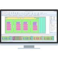 Almacam routing - logiciel cfao - alma - logiciel d'imbrication pour le détourage et l'usinage 2,5 axes de tôles d'aluminium et de panneaux de bois