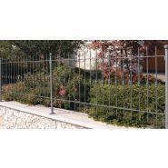 Linear - clôture métallique - euroferm