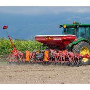 Montana – montana f - semoir agricole - mascar s.p.a. - equipé de 4 distributeurs