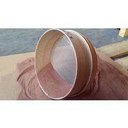 Tamis pour Garnet 120 mesh - C.2.M - Diamètre : 25 cm et 47 cm