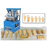 Machine de cornet de crème glacée de biscuit - Henan Gelgoog - Capacité 800-1000pcs