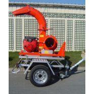 Gaa t5 - aspirateur de voirie - françois père et fils - turbine diam. 520 mm