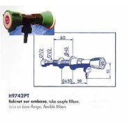 H9742PT - Robinet de laboratoire - LABOTHERM - Sur embase