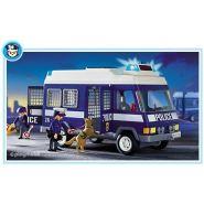 JEUX -  FOURGON DE POLICES - 3166