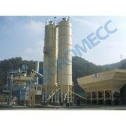 3/4 MIX/MC Centrale à béton - Euromecc - Fixe - 150/360 m3/h