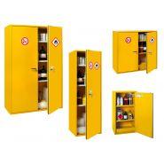 Armoire de sécurité pour produits inflammable - 95 l