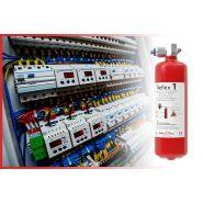 Reflexofeu - protection incendie modulaire coffrets de commande  reflex 1kg / 1