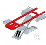 Ponts élévateurs pour véhicules légers - x-one basic