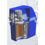 Adoucisseur d'eau - ecobiosys sans électricité simplex