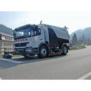 SK 600 - Balayeuse aspiratrice sur châssis - Aebi Schmidt - 6 m3