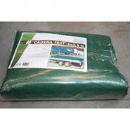 BACHEREMORQUE2.5X2 - Bâche, filet et capot pour remorque - La plaine chassart - Corde élastique de 6 mm