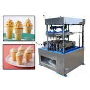 GG-60 Machine de cornet de crème glacée - Henan Gelgoog - Capacité 1800PCS/h