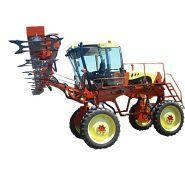 12 R - Tracteur enjambeur - Vermande - De 4 à 12 rangs
