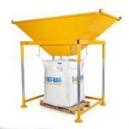 STATREM120x270 - Stations de remplissage pour big bags - Kit-Bag - 1200×2700 mm