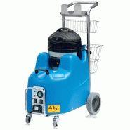 Nettoyeur vapeur aspirateur junior star max pour hotel et restaurant