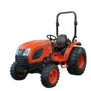 CK2610 HST Tracteur agricole - Kioti - puissance brute du moteur: 24.5 HP (18.2 KW)