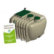 Hydrofiltres 2 - filtres pour fosses septiques - hydreal - 5 à 20 eh