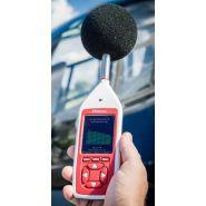 Cir/cr:171c - sonomètre intégrateur - scantec - avec détection de bruit tonal