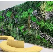 Mur vegetal acoustique