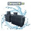 Filière de filtration compact'o® 4 à 20 eh