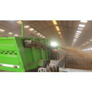 Bizon pailleuse agricole - juraccessoire - 4 bottes carrée de 90cm ou 5 de 70cm en 5 min