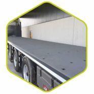 Gripline - Plancher pour remorque - BV Van den Hende - Taille standard: 1,50 x 2,50 m
