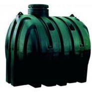Cuve à enterrer 5000 litres : eau de pluie réf. cu5000rld