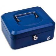 5 etoiles caisse À monnaie bleue - dimensions : l30 x h9 x p24 cm