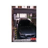 Tmv à baldaquin - monte voiture - aci elevation - charge maximum de 5000 kg