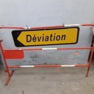 PANNEAU DEVIATION