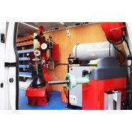Aménagement atelier montage de pneus