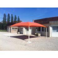 Cf junior - abri parking - carapax - 5.63m x 4.85m
