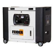 FGD6000 Groupe électrogène - Feider - Puissance maxi 6000