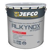 ALKYNOX HYDRO - Peinture antirouille - Jefco - Rendement 10 à 12 m²/L