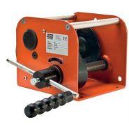 Rgl treuil avec engrenage cylindrique et roue libre - rema holland b.v - diamètre du câble 4 à 6 mm