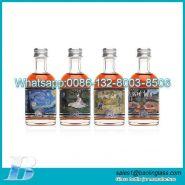 Bouteilles en verre - jining baolin glass products co., ltd. - capacité: 50ml