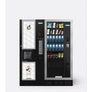 LEI400 + ARIA M MASTER - Distributeurs combinés chaud/froid - Bianchi vending group - Capacité de 400 gobelets